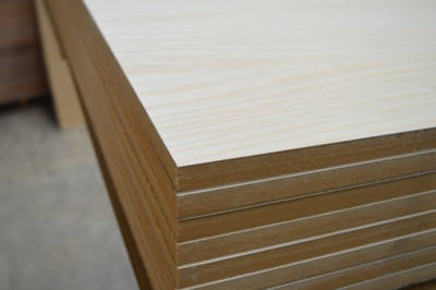 Decorative Veneered Mdf Hanson Plywood