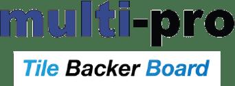 Multipro Tile Backer Board